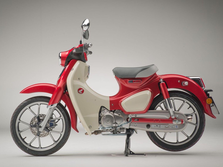 2020 Honda Super Cub C125 ABS