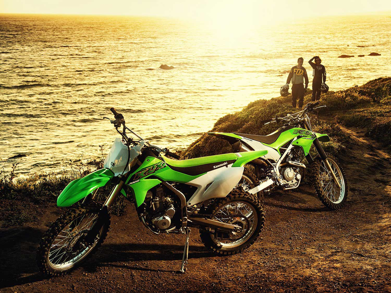 "<a href=""https://www.motorcyclistonline.com/2020-kawasaki-klx300r-first-look/"">2020 Kawasaki KLX300R First Look</a>"