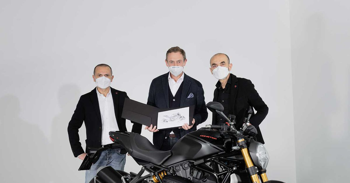 Ducati Delivers 350,000th Monster Motorcycle