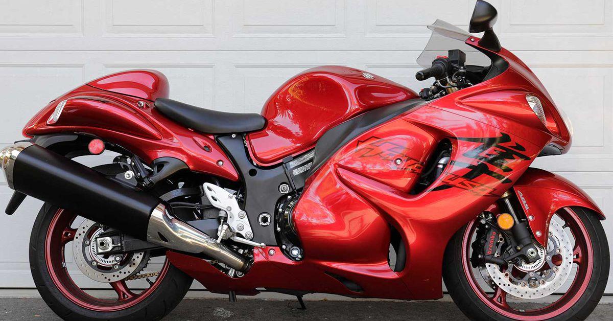 2020 Suzuki Hayabusa Gsx1300r Mc Commute Review Motorcyclist
