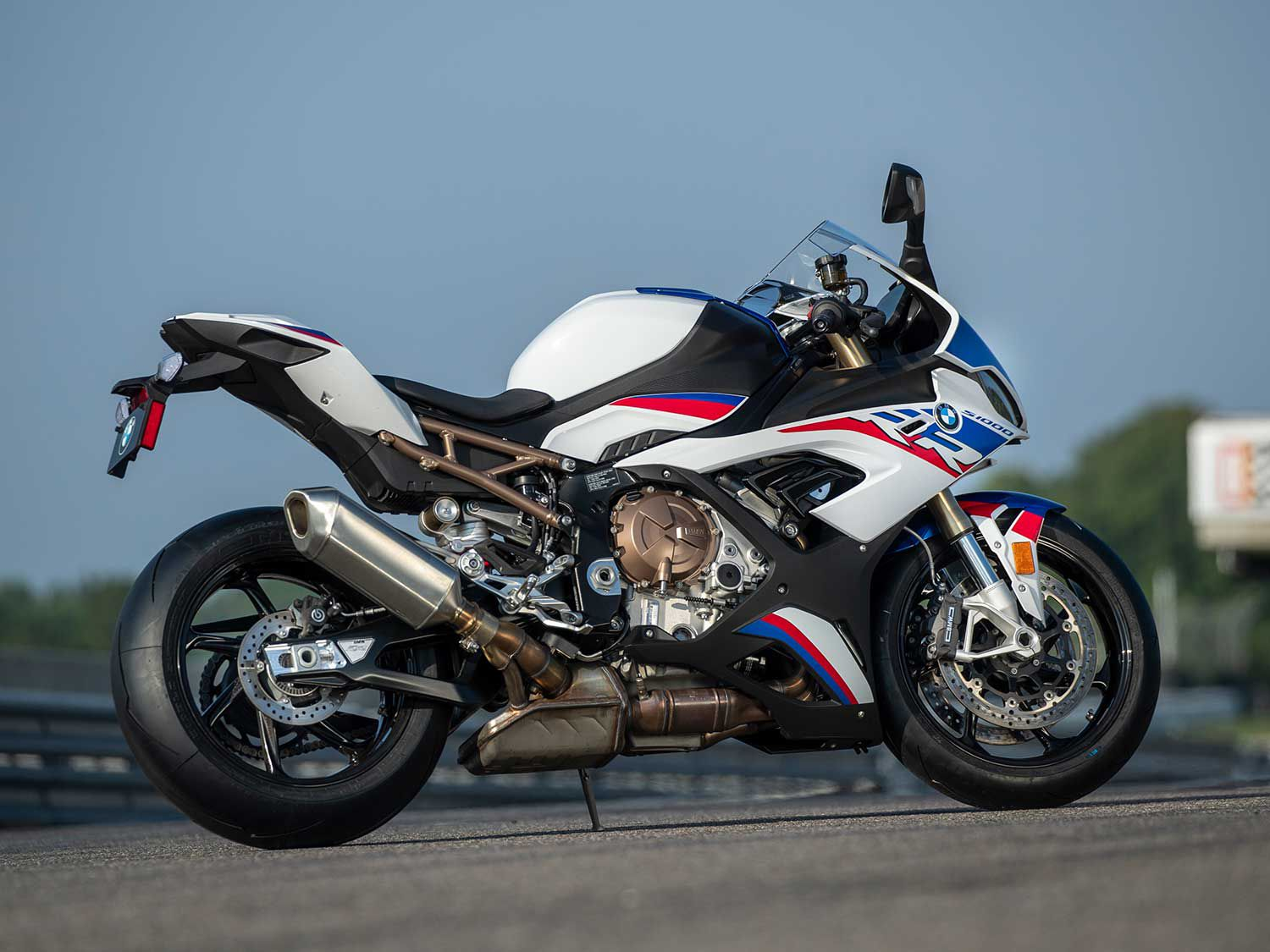 The 2020 S 1000 RR retails for $22,095 with the optional M Package and mandatory Select Package.