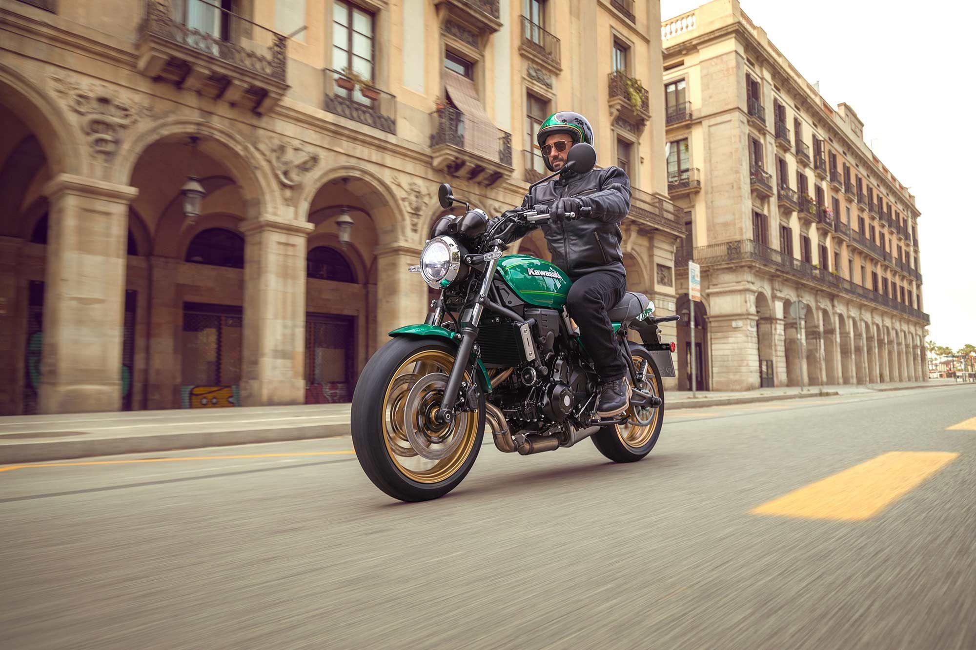 The 2022 Kawasaki Z650RS will price at $8,999.