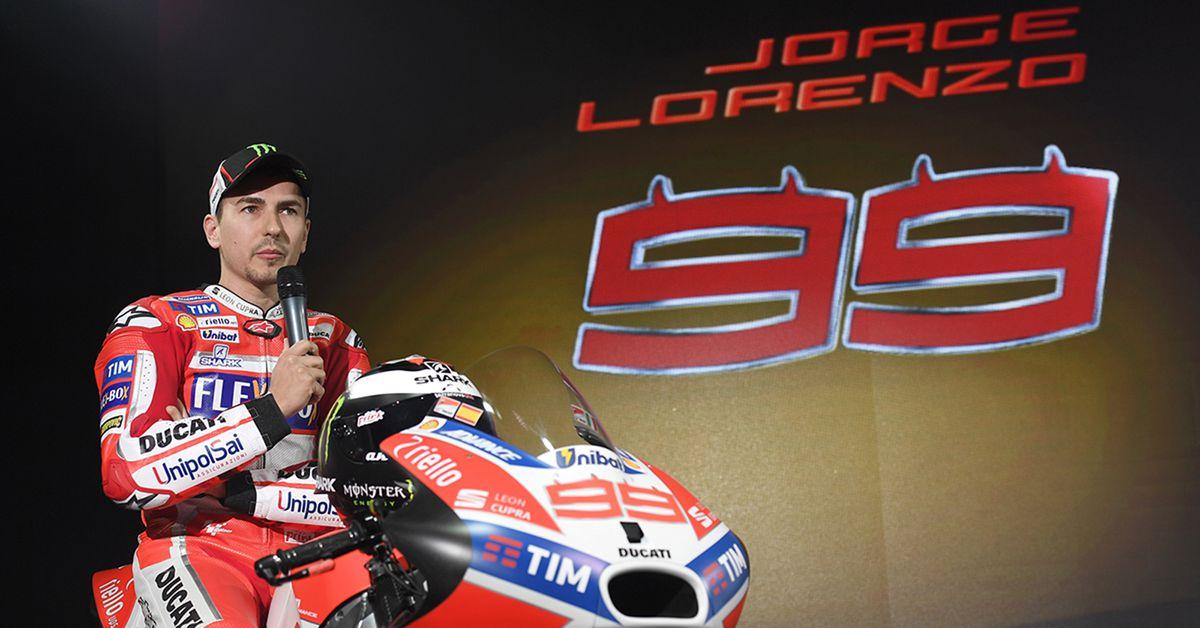 2017 Ducati MotoGP Team Unveiled In Bologna, Italy