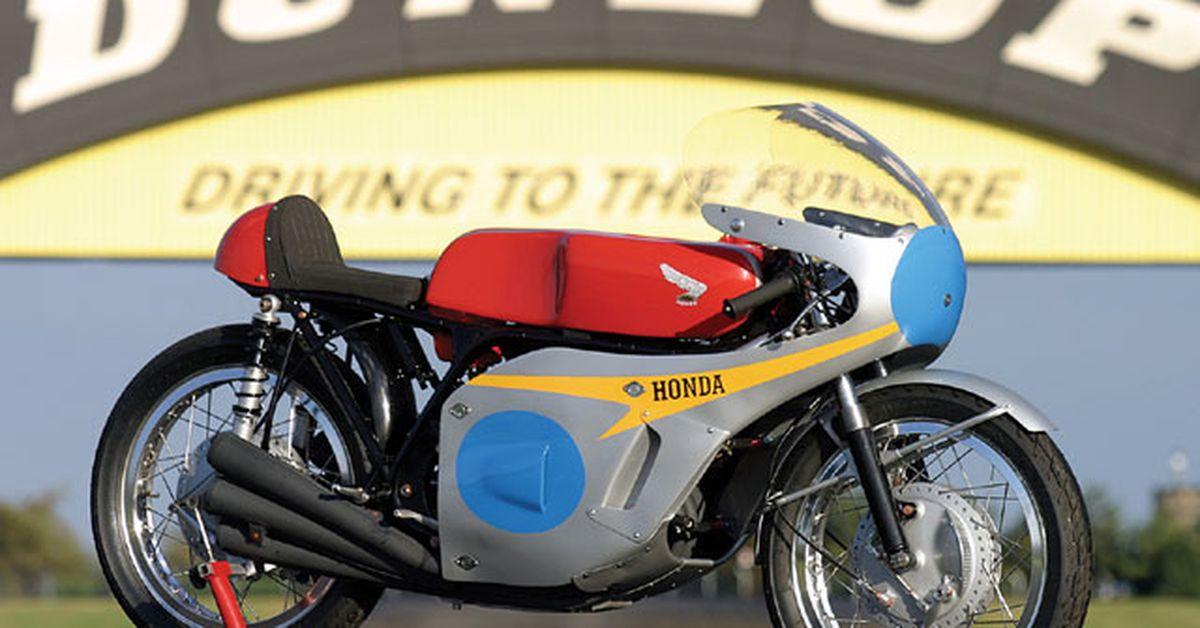 Honda RC174 Replica | Classic File | Motorcyclist
