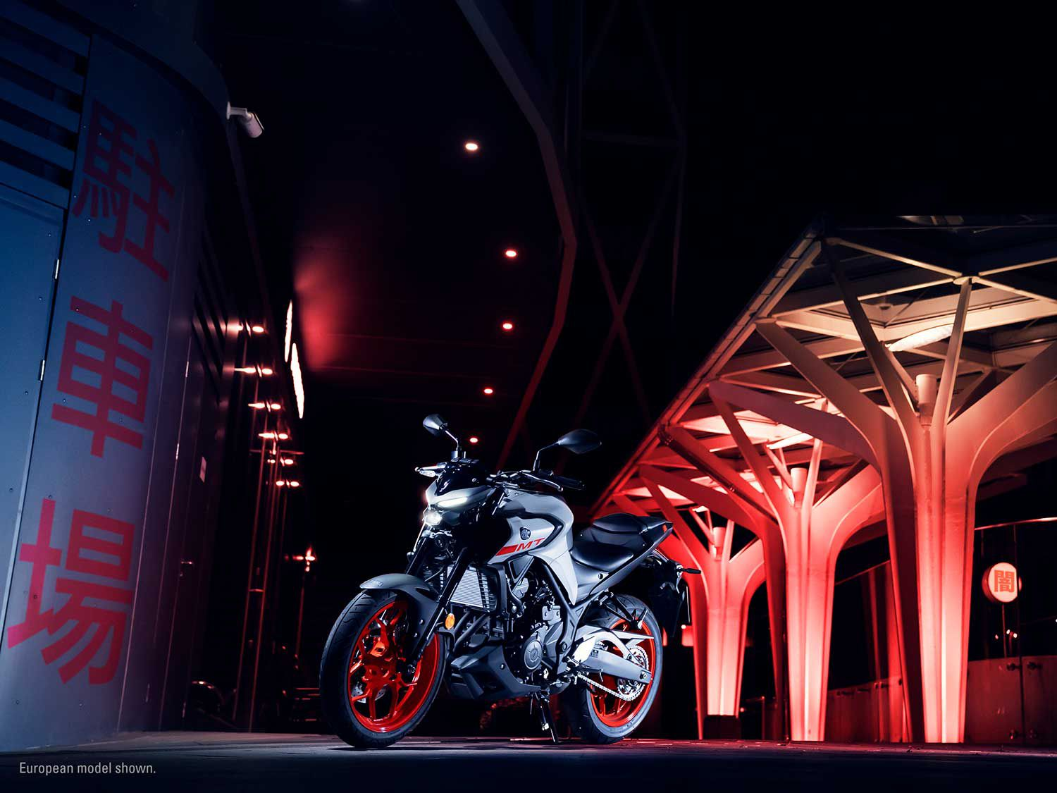 The Yamaha MT-03 promises to be a top-notch naked in the small-bore segment in North America.