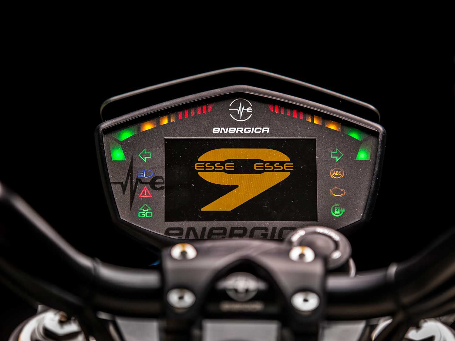 An exciting new feature incorporated into the TFT interface of the 2020 Energica Ego+ and all other models is the ProShare XT function which allows real-time monitoring of the bike's performance.