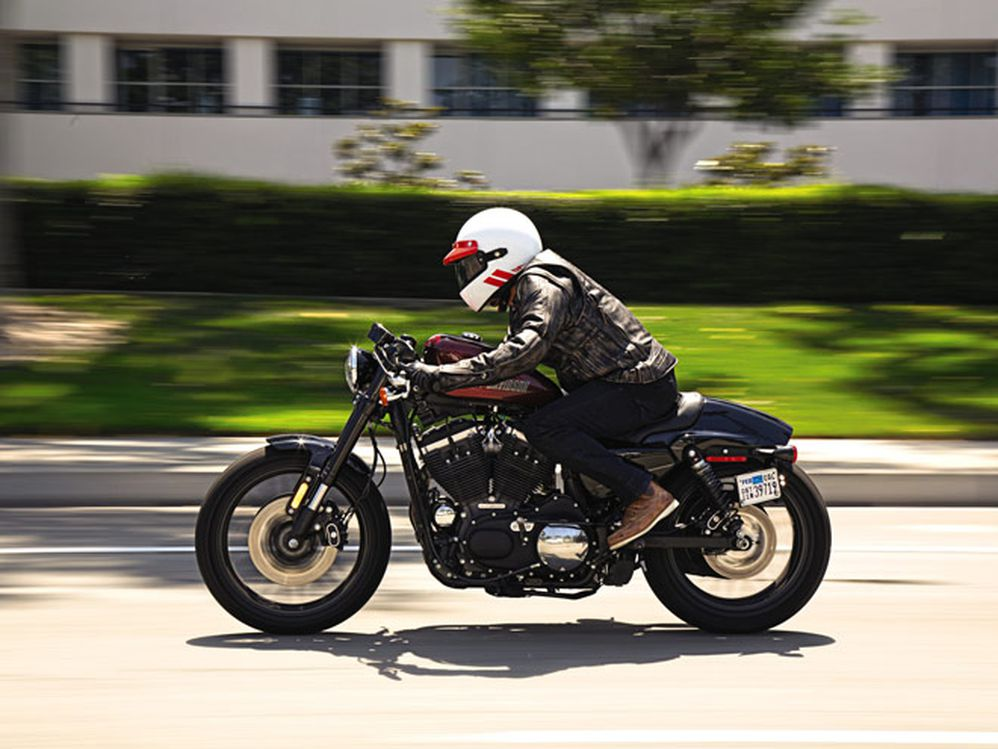 How To Turn Your Harley-Davidson Roadster Into A Factory