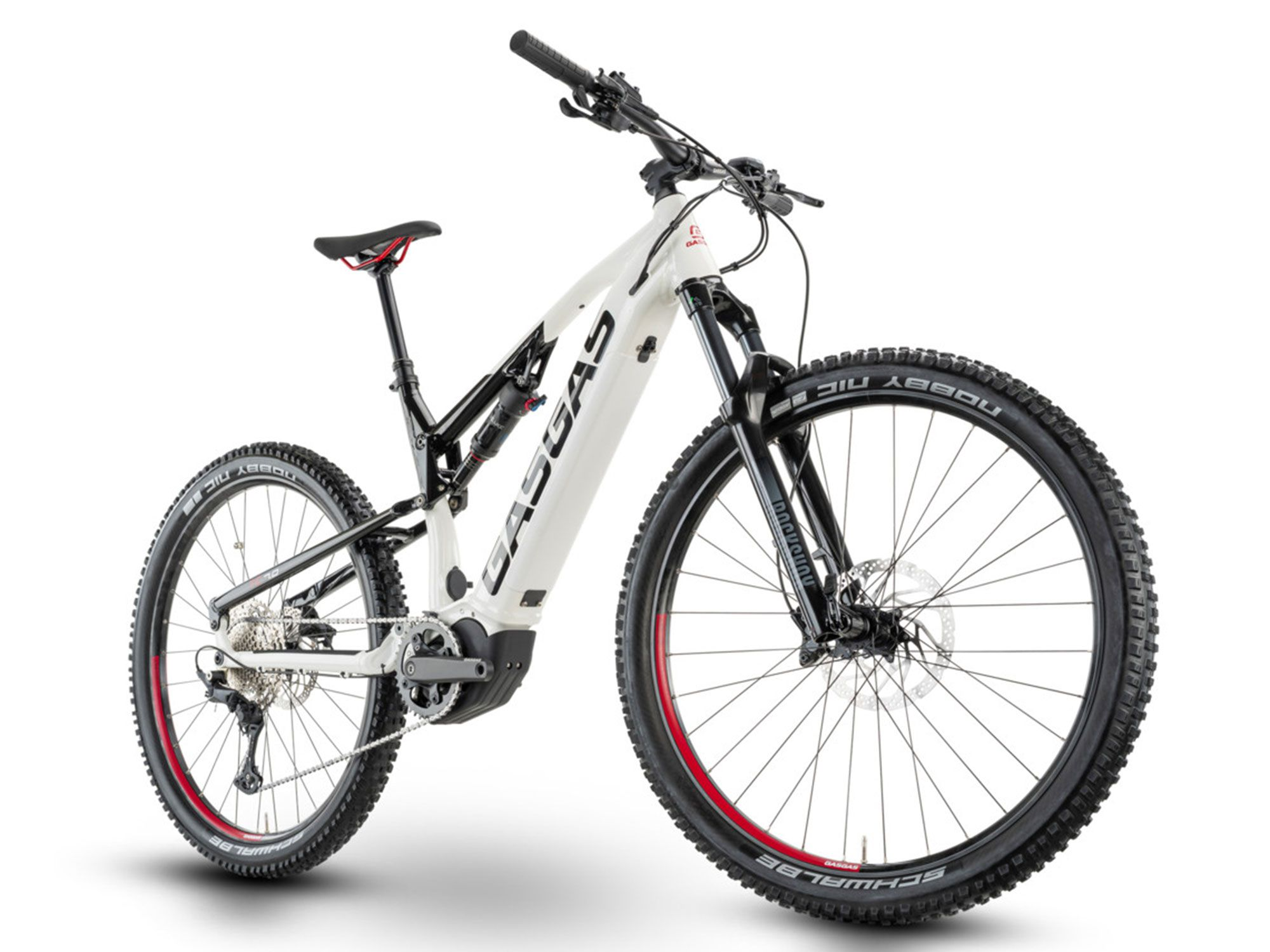 The Trail Cross 7.0 packs a bevy of rider support systems.