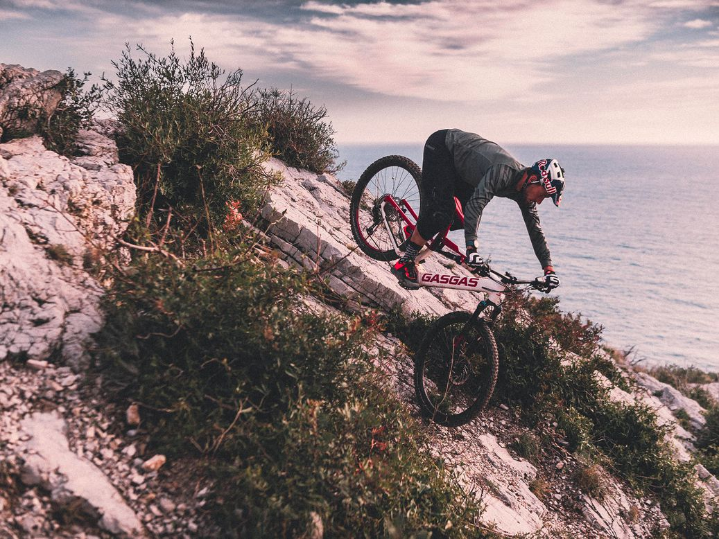 2021 GasGas Enduro and Trail E-Bicycle Preview