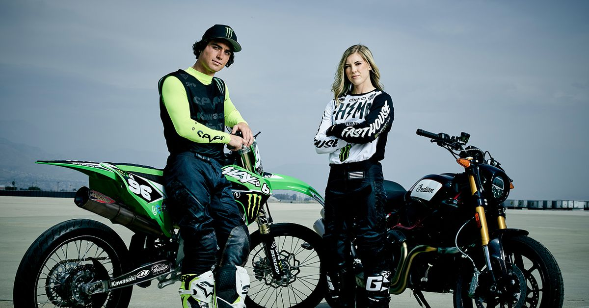 """Golden And Hodges Look To Break Records In """"Evel Live 2"""""""