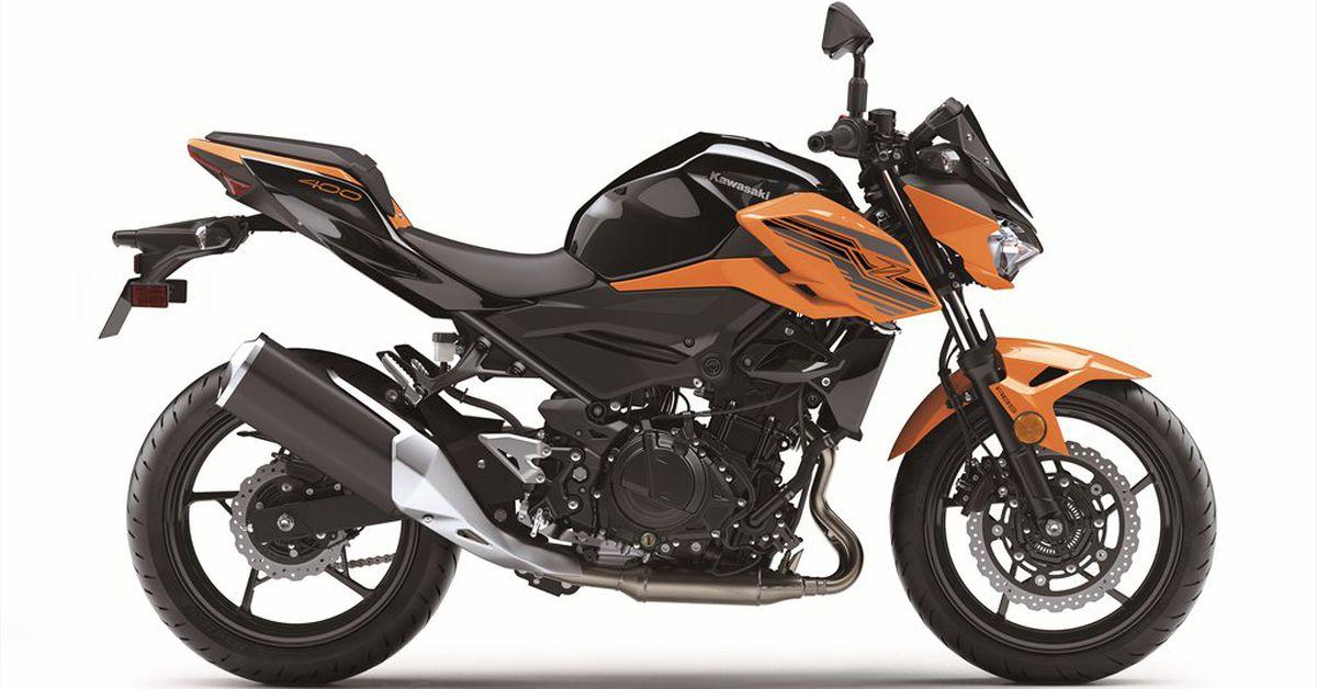 2020 Kawasaki Z400