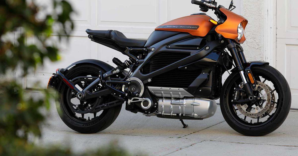 2020 Harley-Davidson LiveWire Review MC Commute