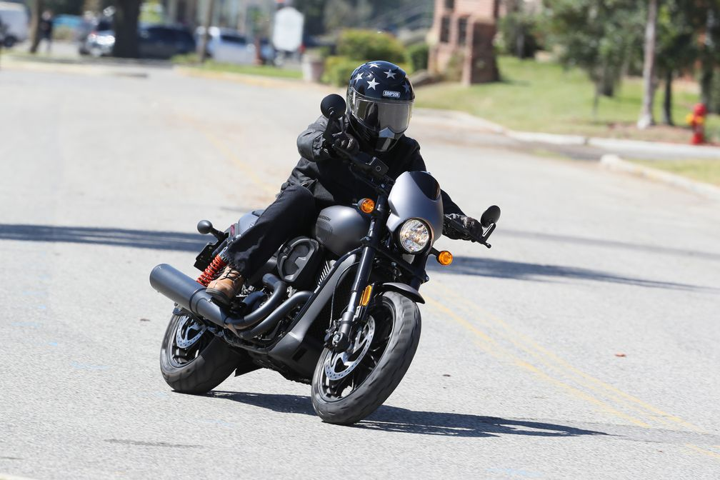 2017 Harley-Davidson Street Rod First Ride Review | Motorcyclist