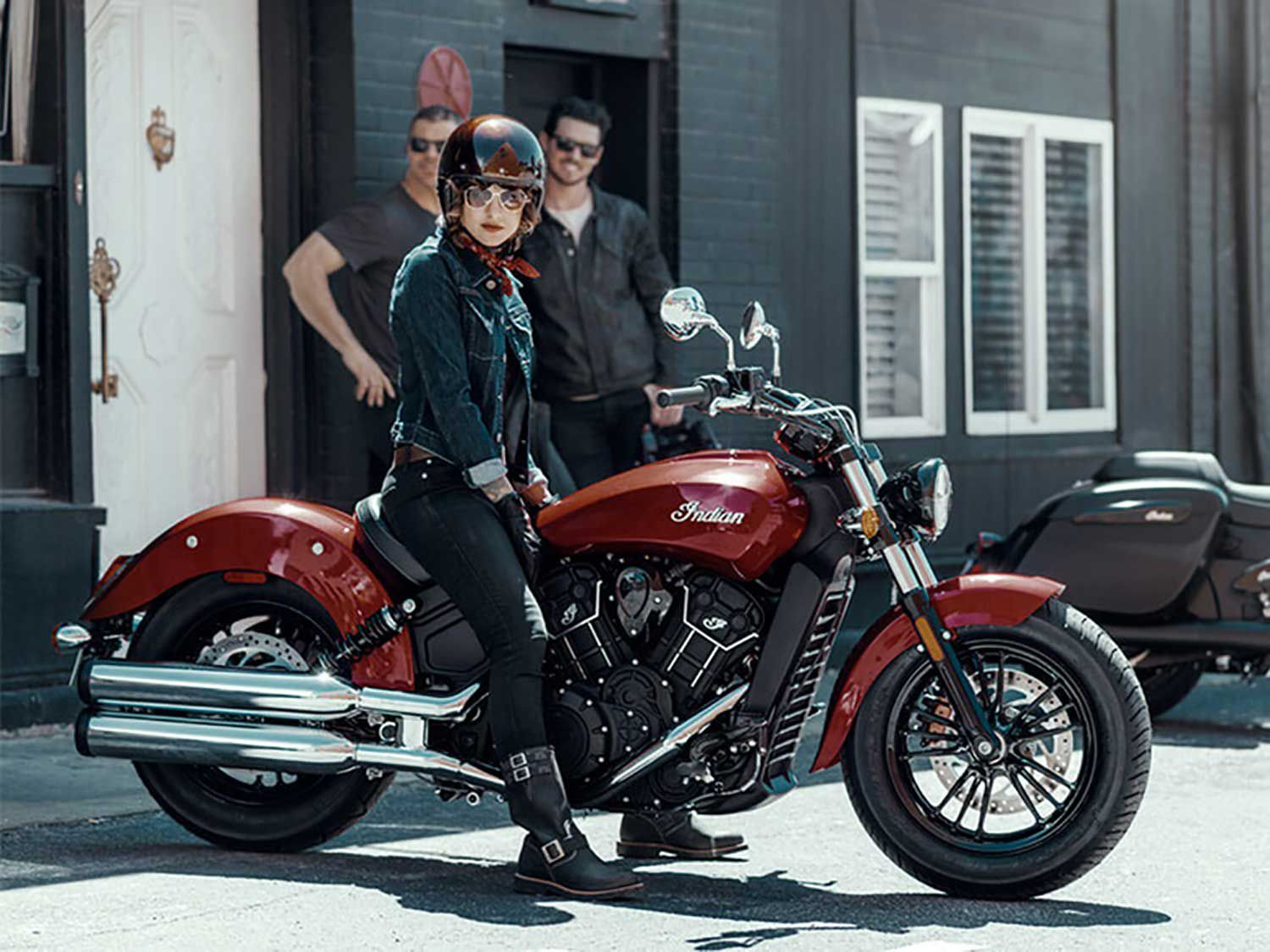 The Scout Sixty has a five-speed gearbox and a bit less horsepower, but has the same qualities that make the standard Scout so great.