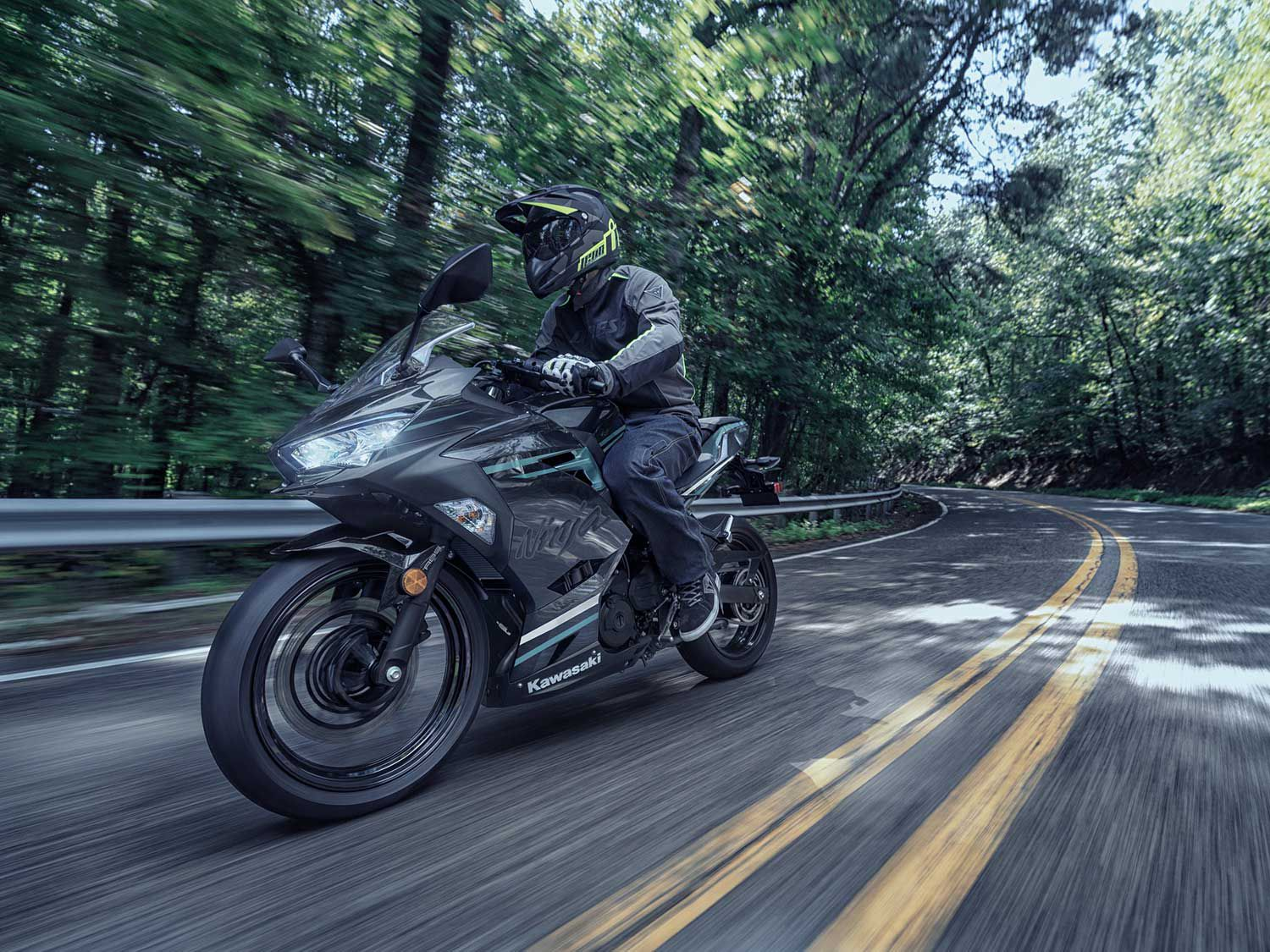 The Ninja 400 is a great machine and has some big pluses for newer riders, but bikes like these don't have to be the only option.
