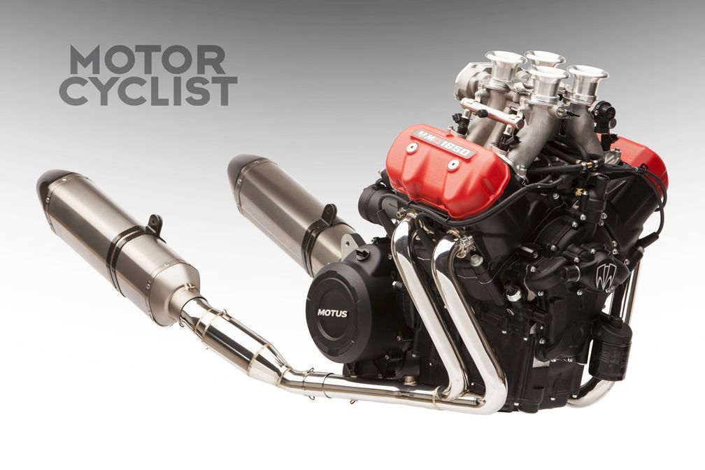 EMISSIONS LEGAL: 2015 Motus Motorcycles Receives CARB