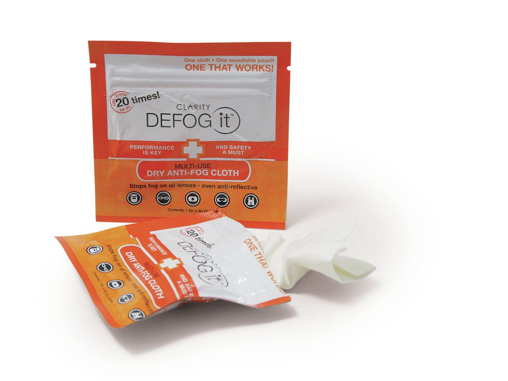 Anti-Fog Products for Face Shield | Motorcyclist