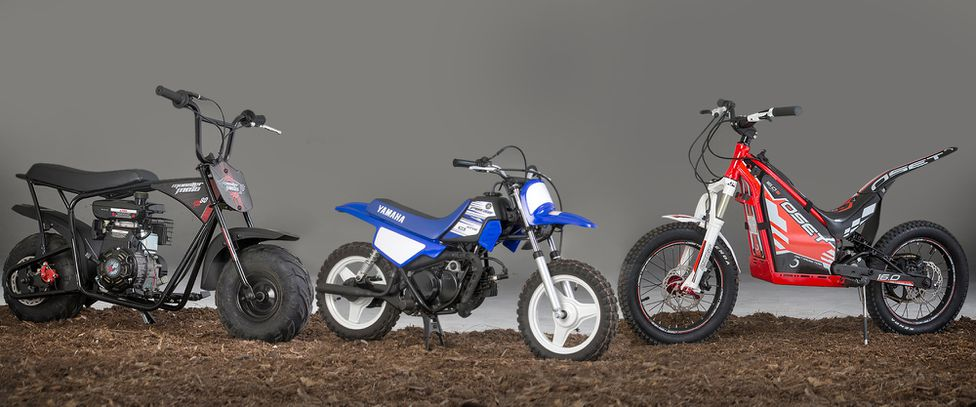 Christmas Gift Guide: Minibikes | Motorcyclist