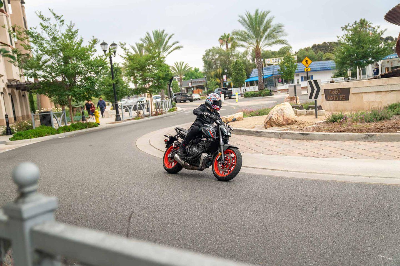 2021 Yamaha MT-07 Review