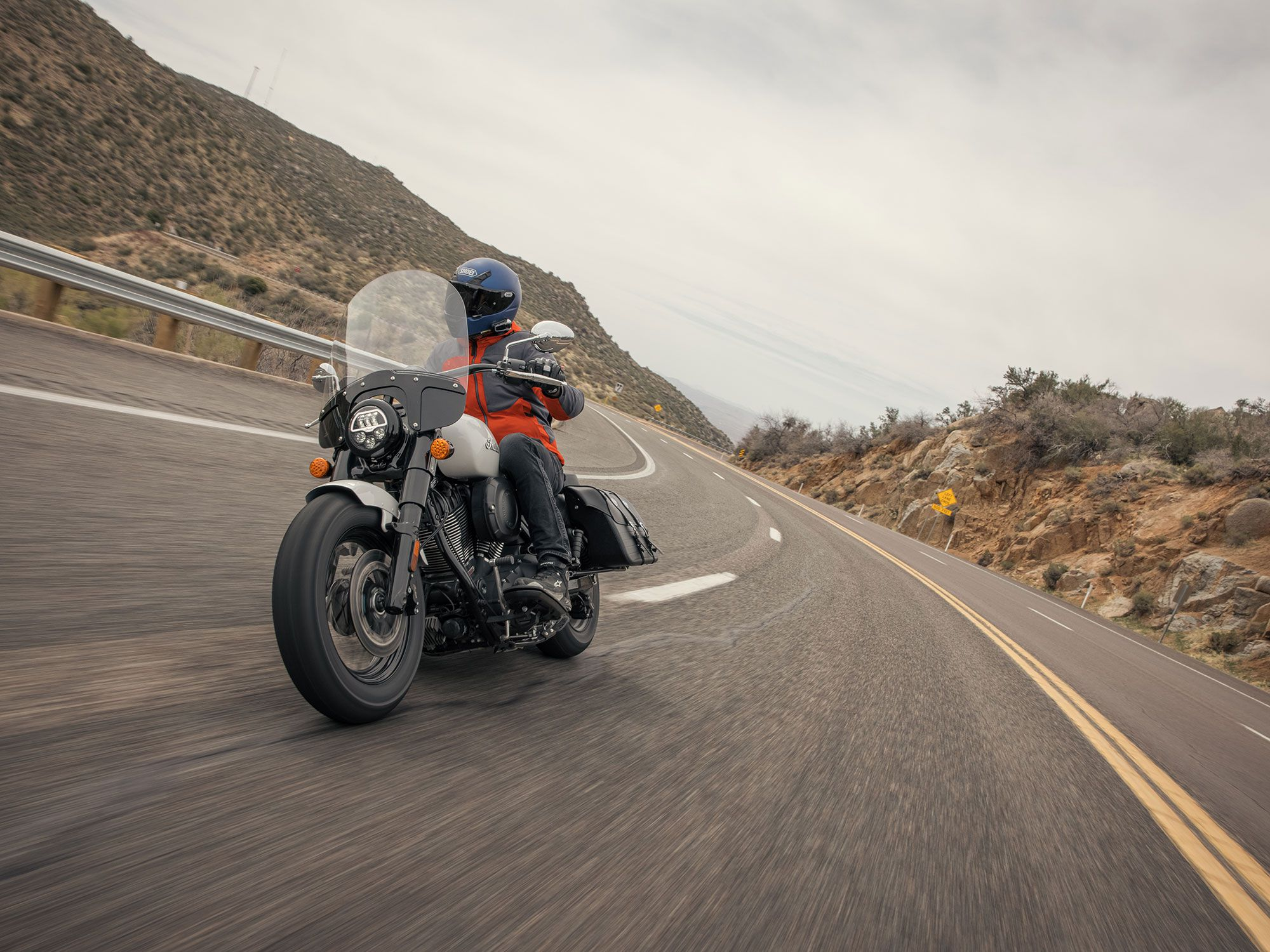 2022 Indian Motorcycle Super Chief MC Commute Review