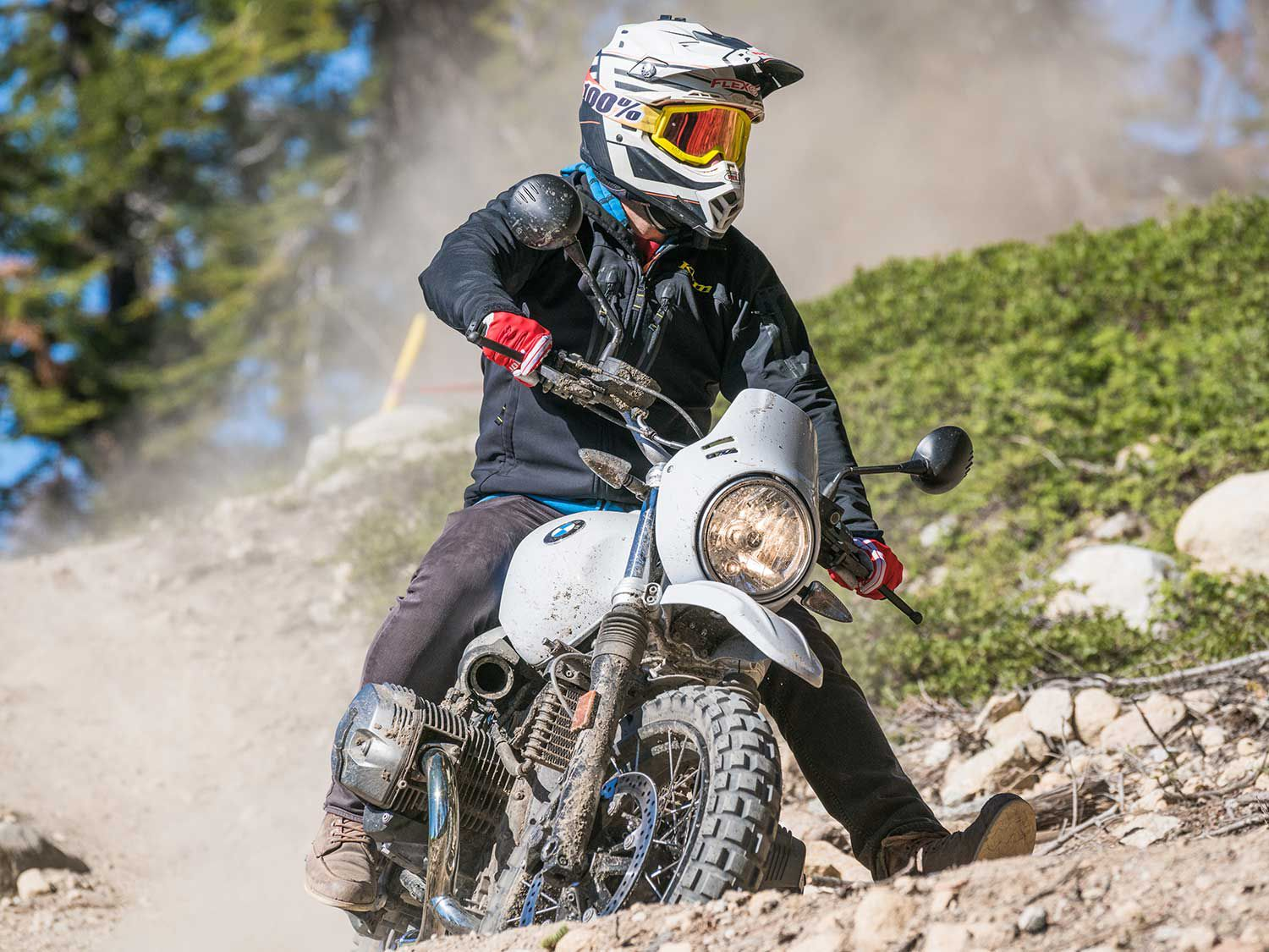 If you are up to the challenge, HighPipe Festival puts you on track for some rough yet entertaining off-road rides in addition to the paved routes.