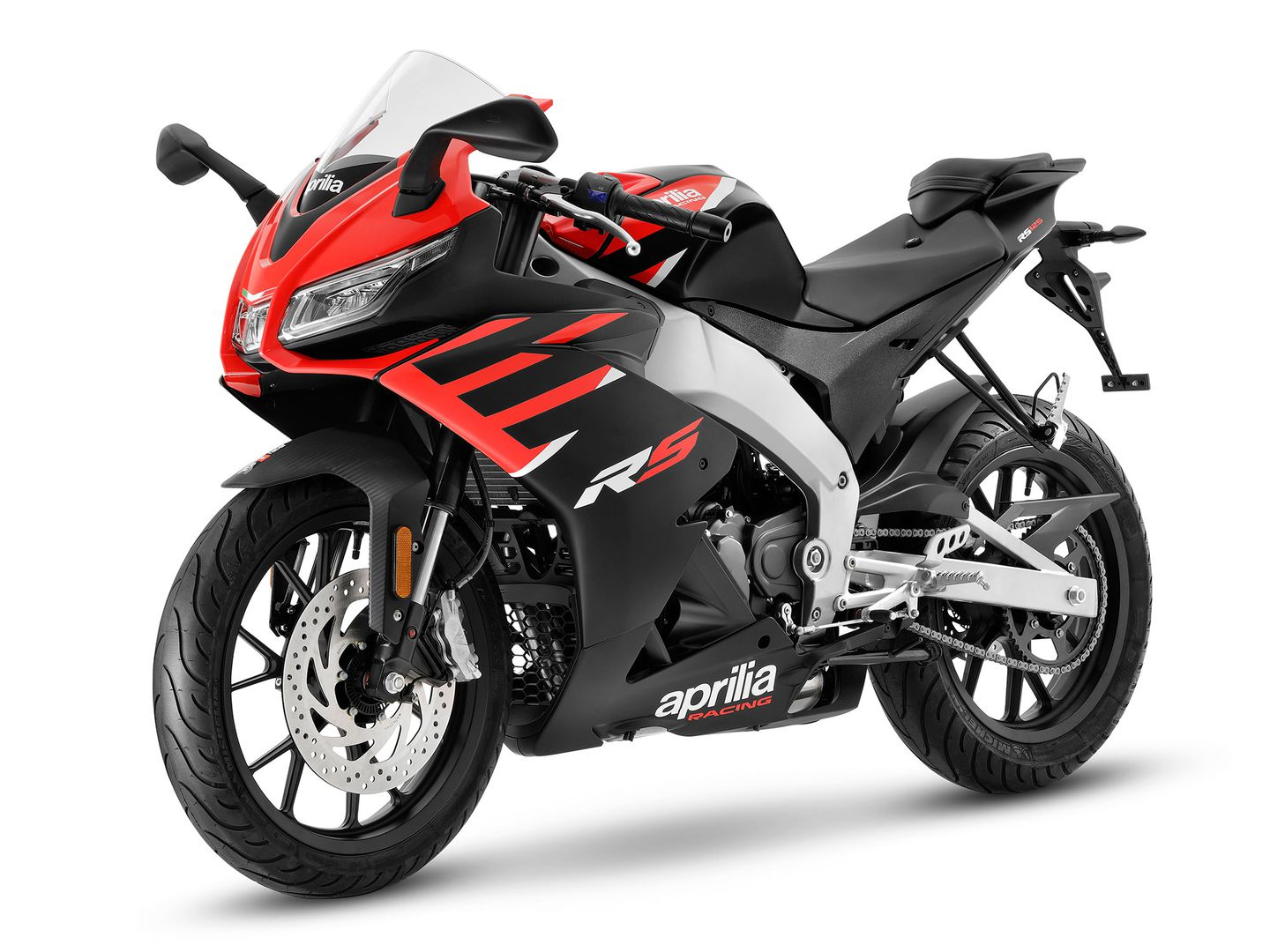 Aprilia RS 125 and Tuono 125 First Look Preview