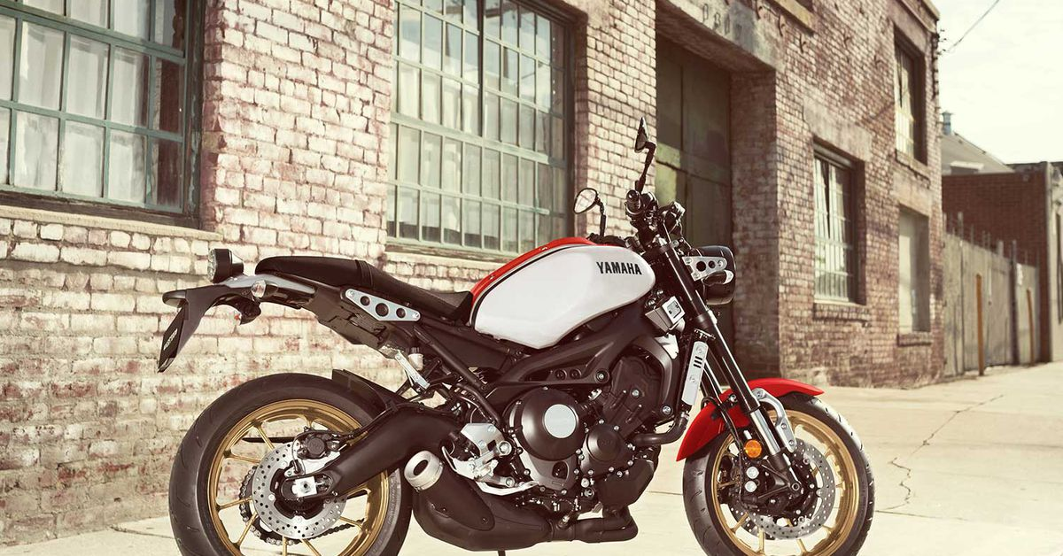 2020 Yamaha XSR900 Preview
