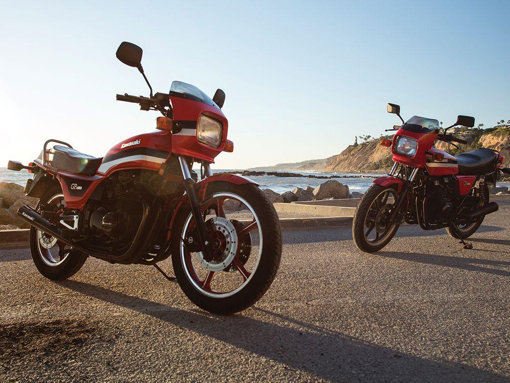 Roots: Kawasaki GPz550 | Motorcyclist