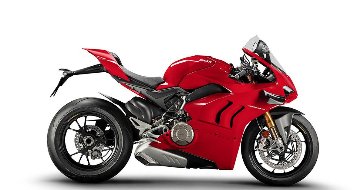2020 Ducati Panigale V4/V4 S