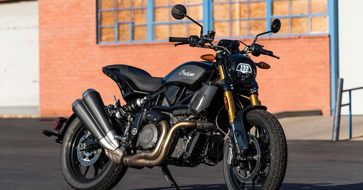 2019 Indian FTR 1200 S, The Urban Experience Review