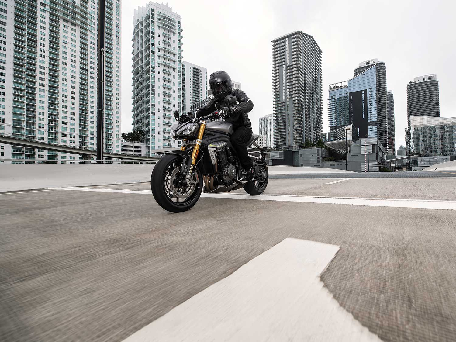 The 2021 Triumph Speed Triple 1200 RS will cost $18,300.