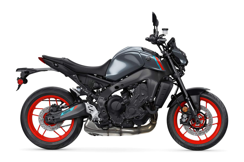 2021 Yamaha MT-09/SP