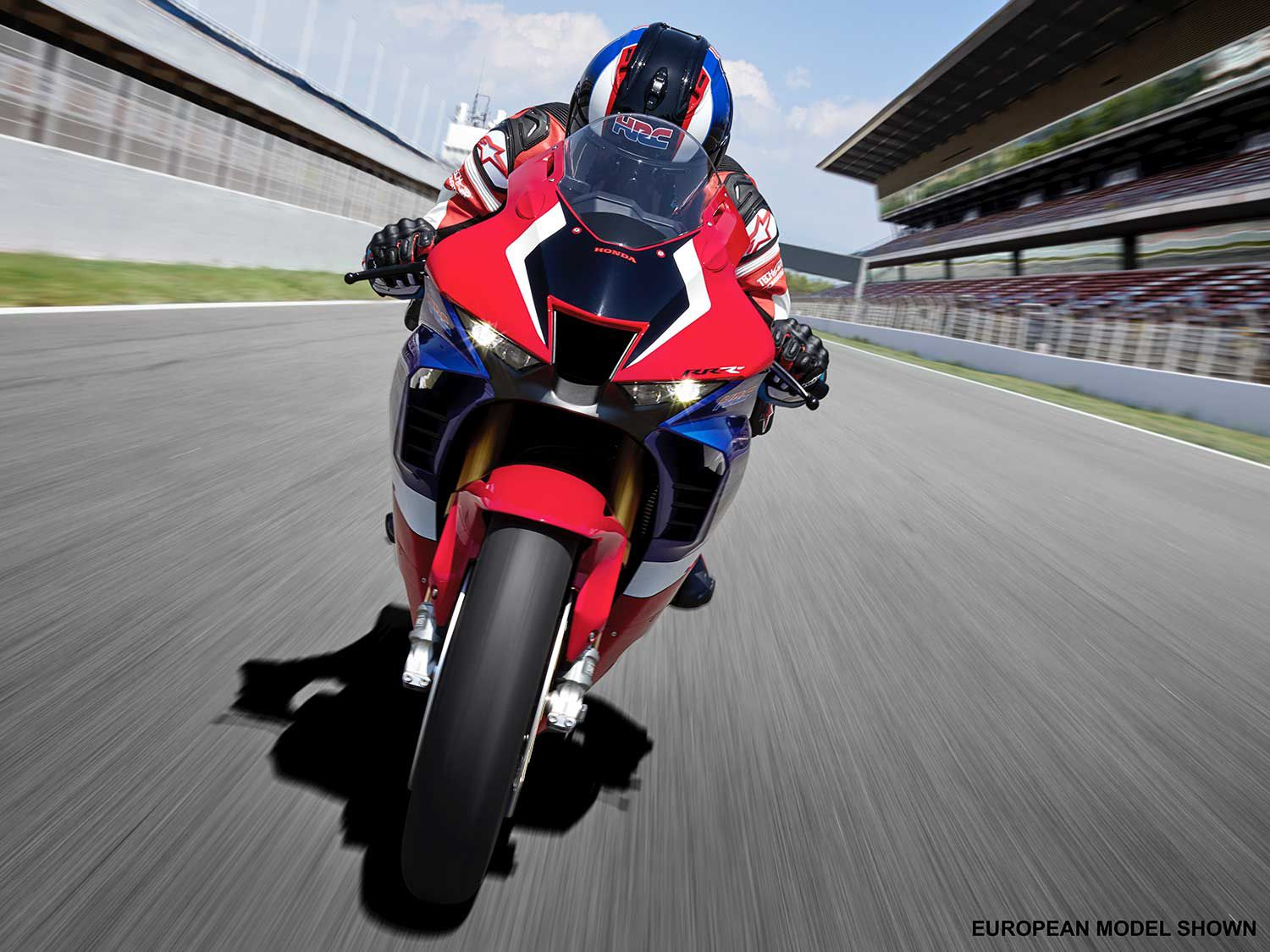 After only three years, Honda fully updates its 2021 CBR1000RR-R with a clear focus on racing performance.