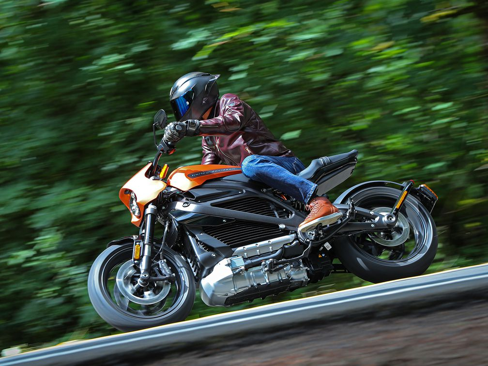 2020 Harley-Davidson LiveWire First Ride Review   Motorcyclist