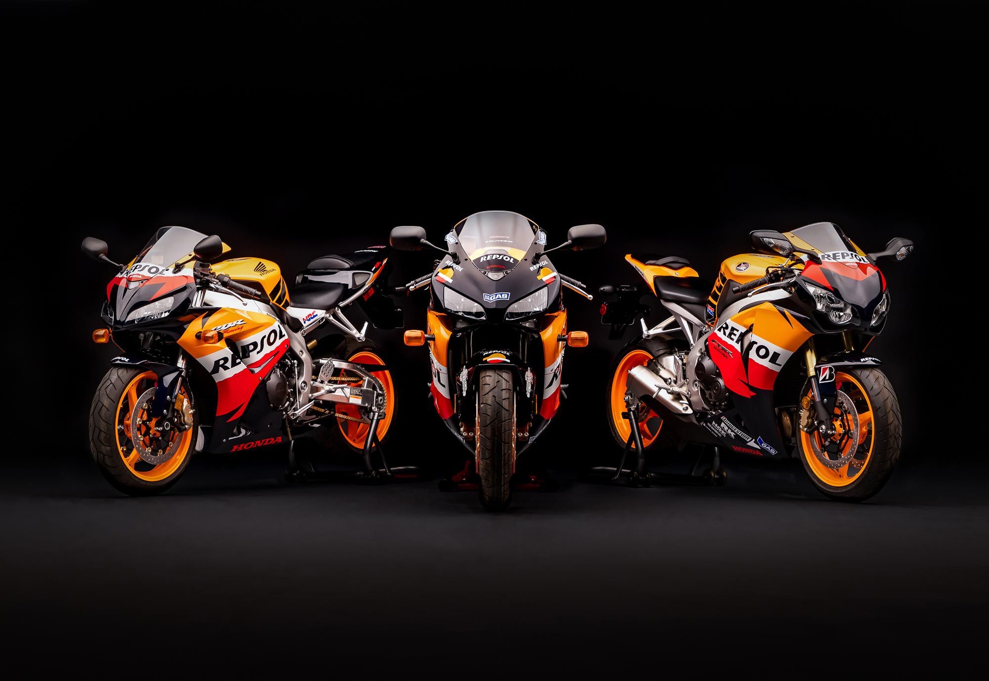 Three bikes on auction, with all proceeds going to the Pediatric Brain Tumor Foundation.