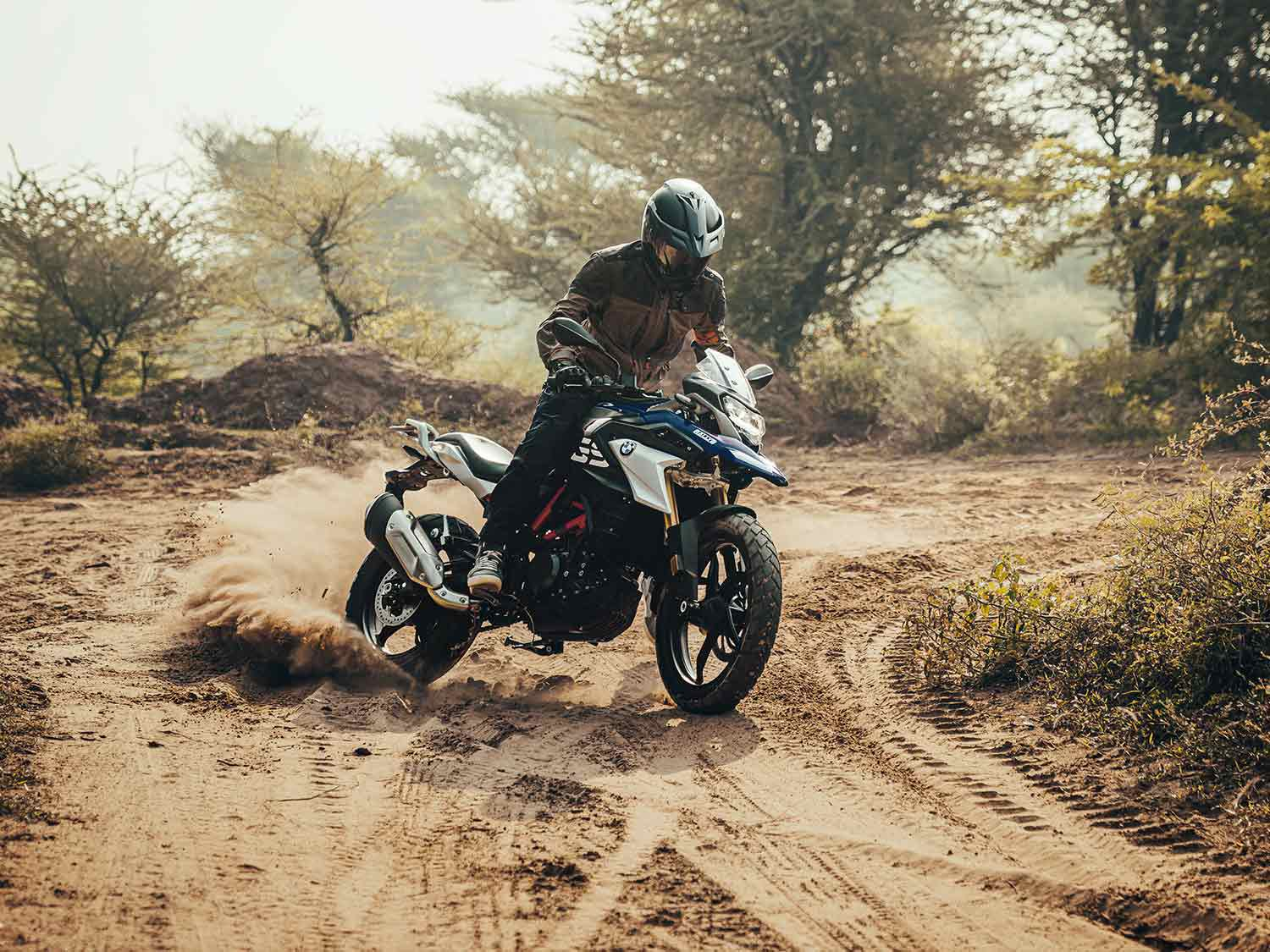 Ride-by-wire throttle means a more responsive feel at the bars.