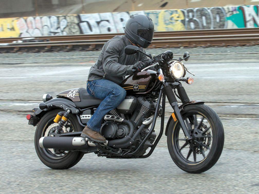 Harley-Davidson Forty-Eight vs  Star Bolt C-Spec vs  Triumph Street