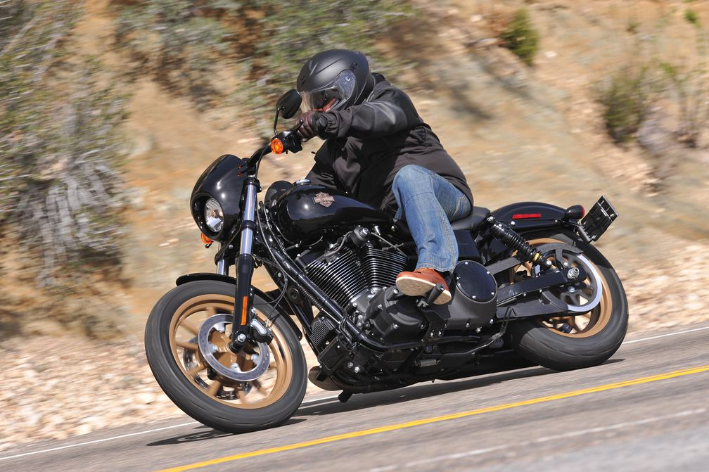 2016 Harley Davidson Low Rider S Review By Brian Hatano