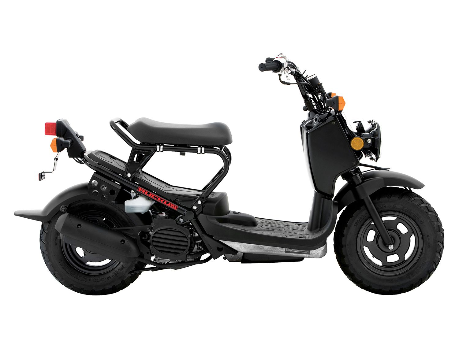 The Honda Ruckus will be available in February.