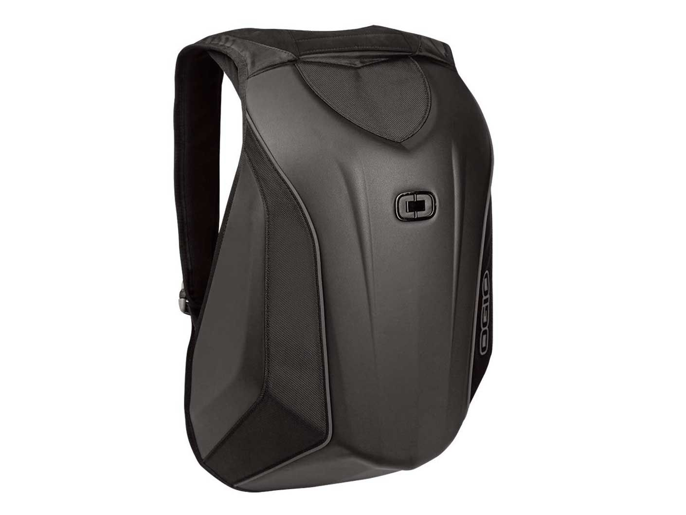 The Ogio No Drag Mach 3 delivers a form-fitting aerodynamic fit, with commuter-friendly features that include dedicated shoe storage and compartments for electronics.