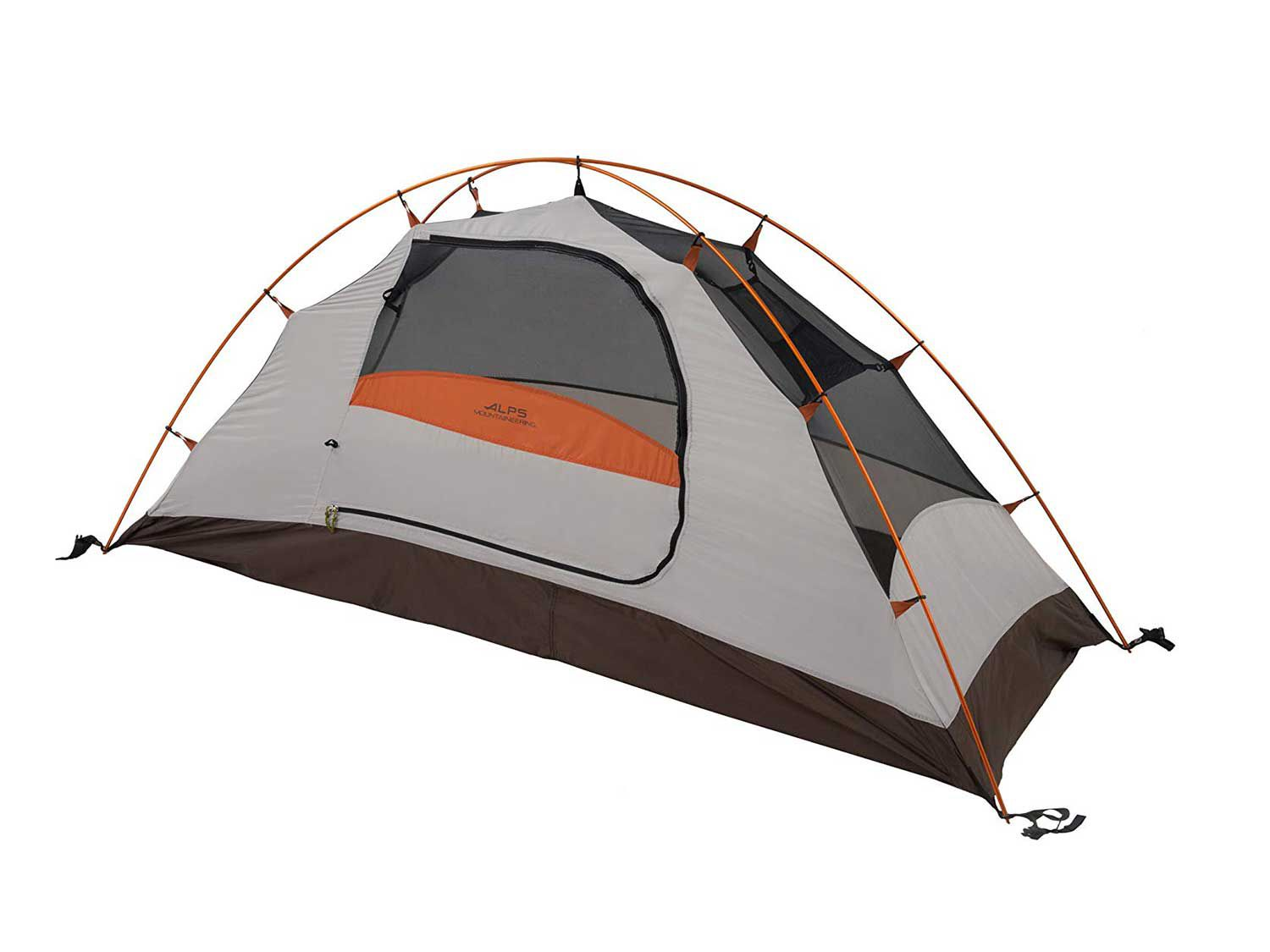 Perfect for the solo motorcycle camper, the Lynx 1-Person Tent has enough room for you and your gear with its extra vestibule.