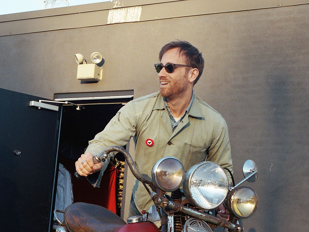 <strong>Black Keys Band Member Dan Auerbach:</strong> As part of the two-man crew of the Black Keys, you might think Dan Auerbach's passions lie only in soulful rock music, but Auerbach is also a vintage Harley-Davidson collector.