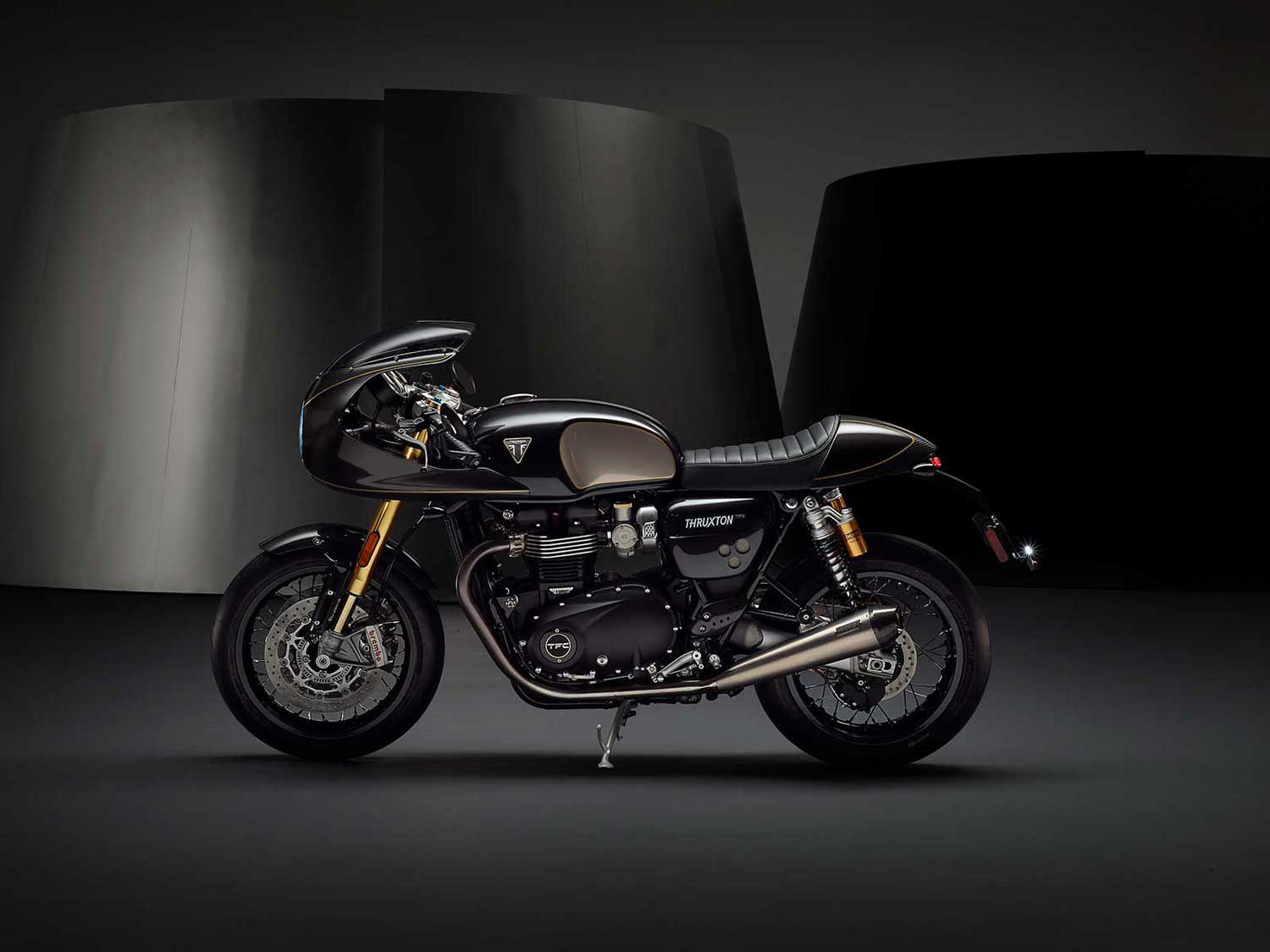 The Triumph Thruxton TFC has classic looks, modern performance, and has been a dream bike of mine ever since I laid eyes on one.