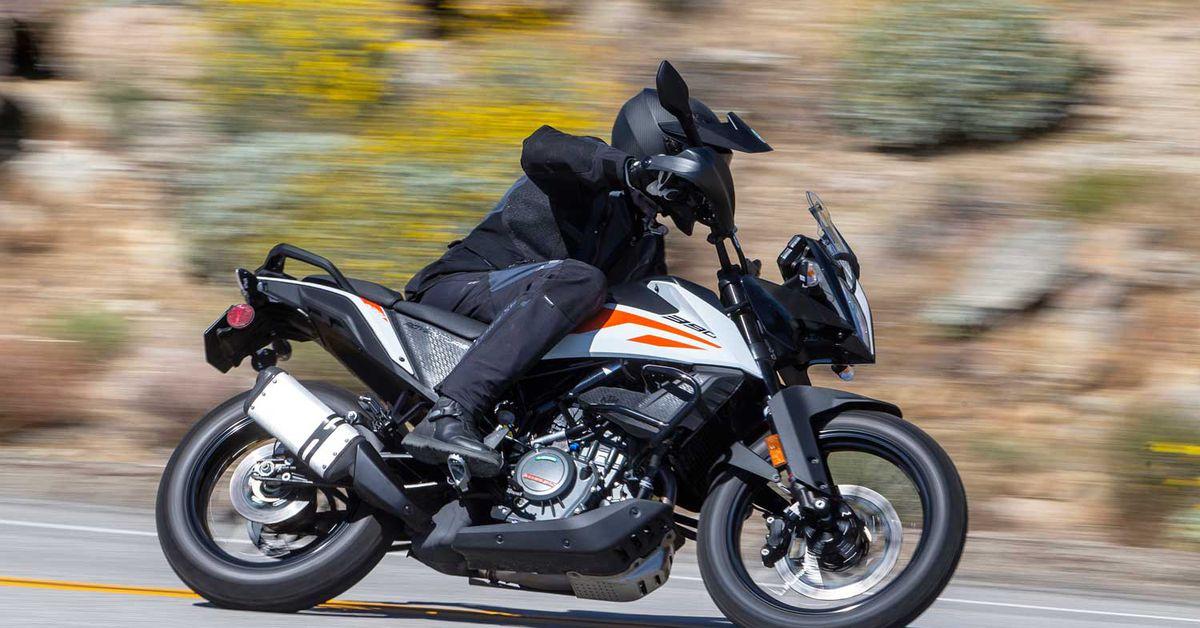 Motorcyclist Podcast Episode 1 2020: KTM 390 Adventure