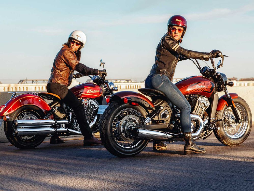 2020 Indian Scout Bobber Twenty And Scout 100th Anniversary
