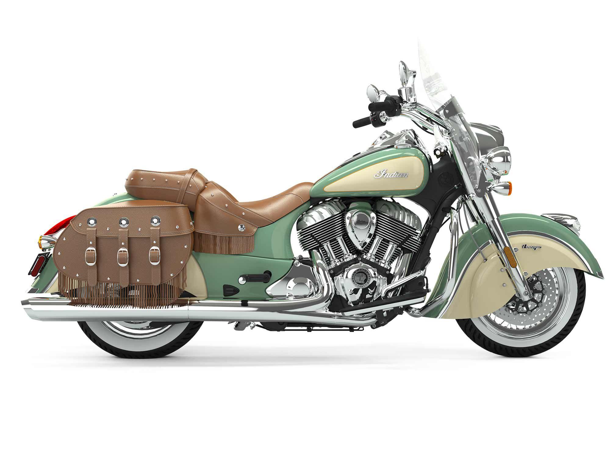 2020 Indian Chief Vintage