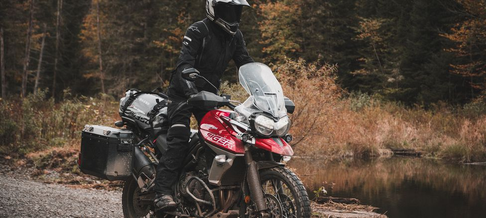 The Triumph Tiger 800 Makes Average People Feel Good About