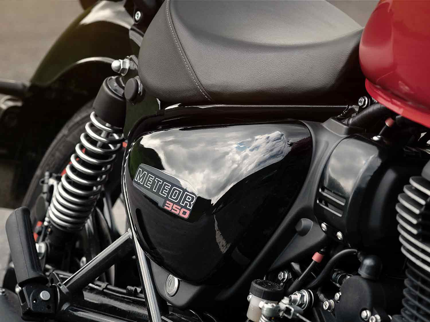 The Meteor marks a step forward for Royal Enfield, thanks to the new Tripper navigation system.