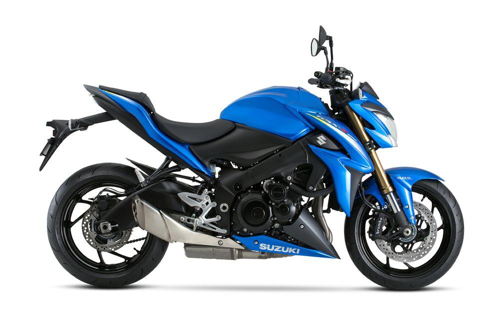 FIRST RIDE: 2016 Suzuki GSX-S1000 & GSX-S1000F | Motorcyclist