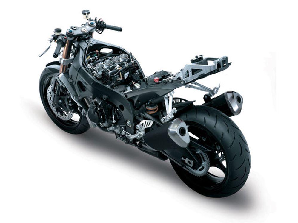 Suzuki GSX-R1000 Performance Parts | Motorcyclist